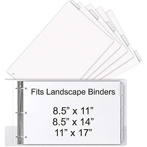 Legal Size Index Divider Photo #4