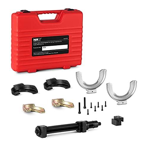 MSW Compressore Molle Ammortizzatori 3 Teste di Fissaggio per Forcella MSW-CA-113 (80-195 mm)