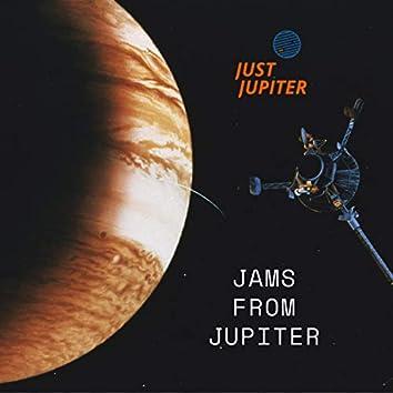 Jams from Jupiter