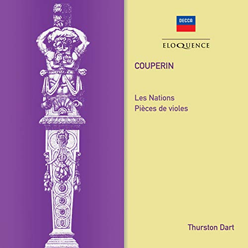 Couperin: Les Nations - Premier Ordre - 9. Menuet