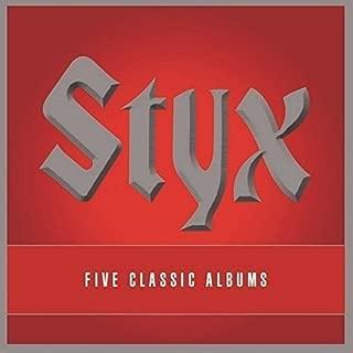 styx 5 classic albums