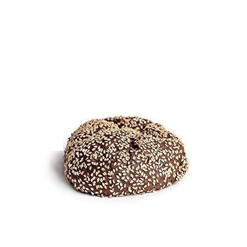 KetoUp: 5 frische Low Carb Mehrkornbrötchen | Ketogene und Low Carb Ernährung | Sportnahrung | Gesunde Ernährung | maximal 3% Kohlenhydrate - 5x100g