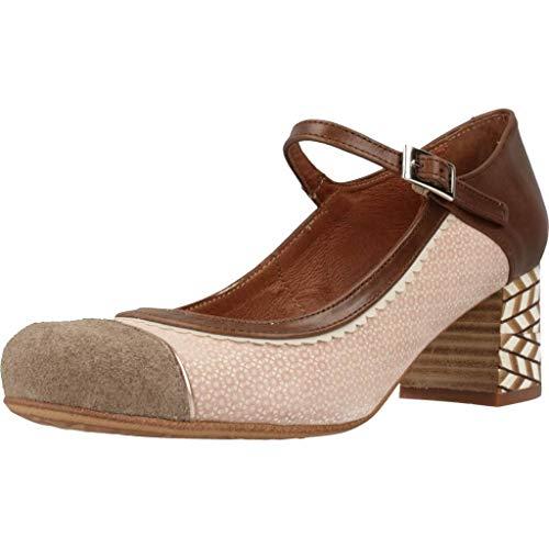 Nemonic Zapatos Tacon 2054N para Mujer