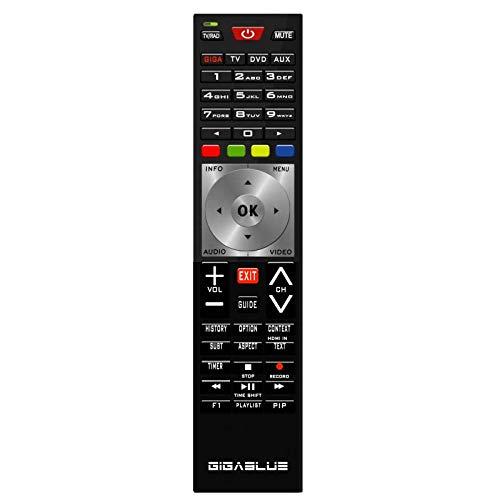 GigaBlue Remotecontrol Universal 4K Fernbedienung, schwarz