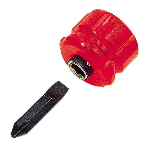 Miniatur/Micro Stubby Schraubendreher mit umschaltbarer Bit (Made in Japan). Engineer dst-07