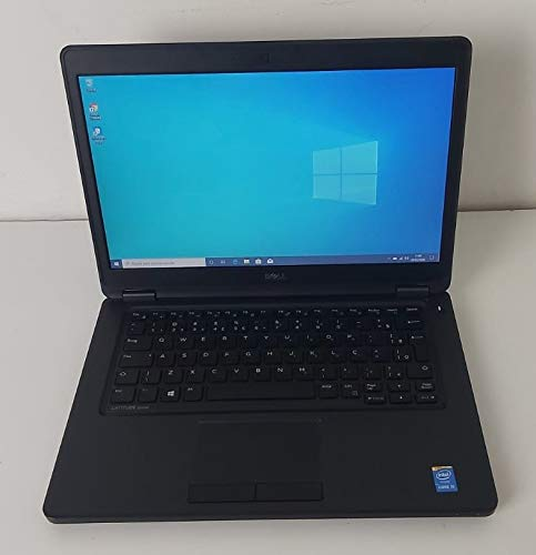 For Sale! Dell Latitude E5450 14 Inch HD Business Laptop Intel Core 5th Generation i5 i5-5300U 8GB D...