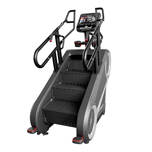 """StairMaster 10G Gaunlet 10 Series Stepmill with Overdrive Training - 15"""" Touch Screen Console"""
