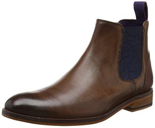 Ted Baker Herren Camroon 4 Chelsea Boots, Braun (Brown), 43 EU