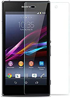 واقيات شاشة الهاتف - زجاج مقوى لهاتف Sony Xperia Z1 Z1 Compact mini M51W D5503 L39h L39u C6902 C6903 C6906 طبقة واقية للشا...