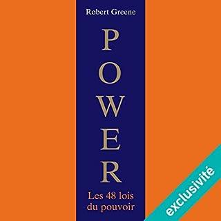 Couverture de Power : Les 48 lois du pouvoir