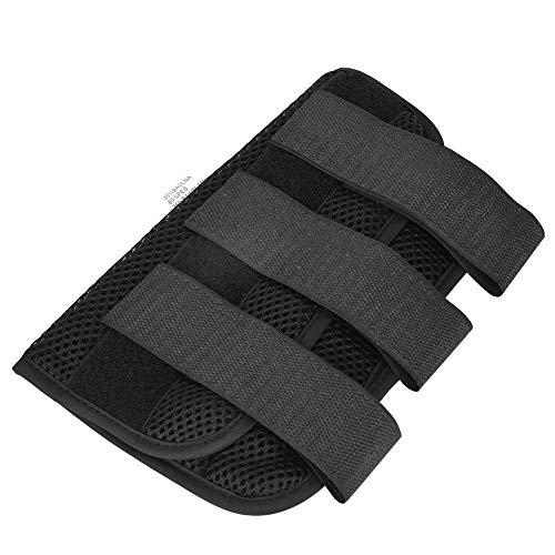 Soporte de brazo transpirable Práctica férula de brazo para mayor comodidad para la recuperación de la articulación del codo(S)