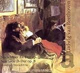 Streichtrio Op.3/Serenade Op.8 - Dresdner Streichtrio