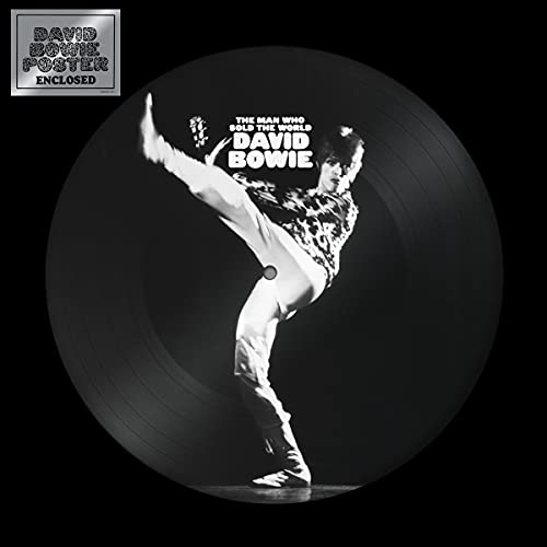 David Bowie - The Man Who Sold The World (LP-Vinilo)
