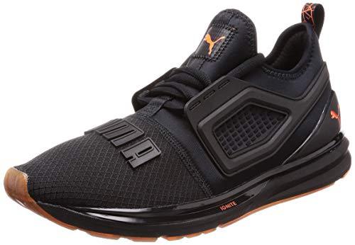 Puma Sneakers Ignite Limitless 2 Unrest Nero Arancio 191295-02 (42 - Nero)