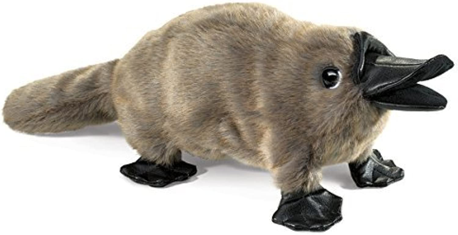 Folkmanis Baby Platypus Hand Puppet by Folkmanis