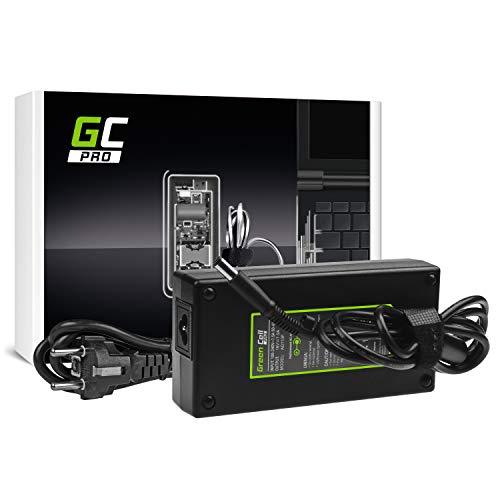 GC PRO Netzteil für HP EliteBook 8530p 8530w 8540p 8540w 8560p 8560w 8570w 8730w ZBook 15 G1 G2 Laptop Ladegerät inkl. Stromkabel (19V 7.9A 150W)