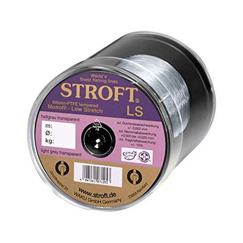 Schnur STROFT LS Monofile 200m, 0.140mm 2.30kg