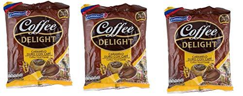 COLOMBINA Candy (Coffee Delight, 3 Pack)
