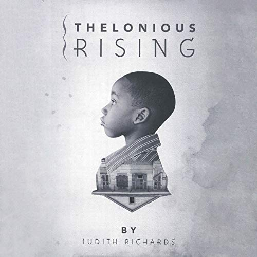Thelonious Rising audiobook cover art