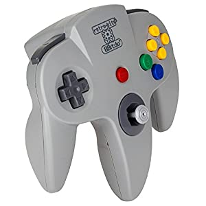Retro - Bit 8Bitdo RB8 - 64 Wireless Bluetooth N64 Styled Controller for iOS, Android, PC, Mac, Linux
