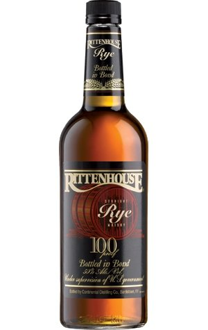 Rittenhouse Straight Rye 100 proof Whiskey 0,7 L