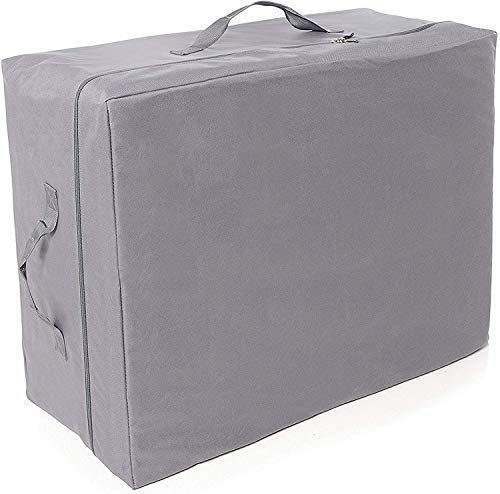 Milliard Carry Case 15cm Tri-Fold Mattress (Single) Mattress Not Included