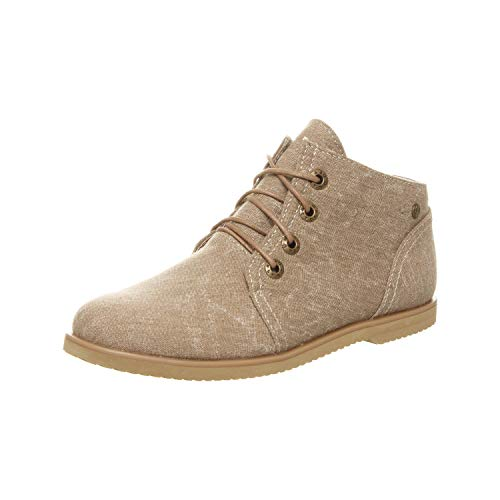 Bearpaw Damen Claire Desert Boots, Beige (Light Brown 237), 36 EU