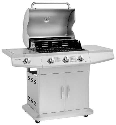 Justus Helios JG 300 F2S Gasgrill, Silber