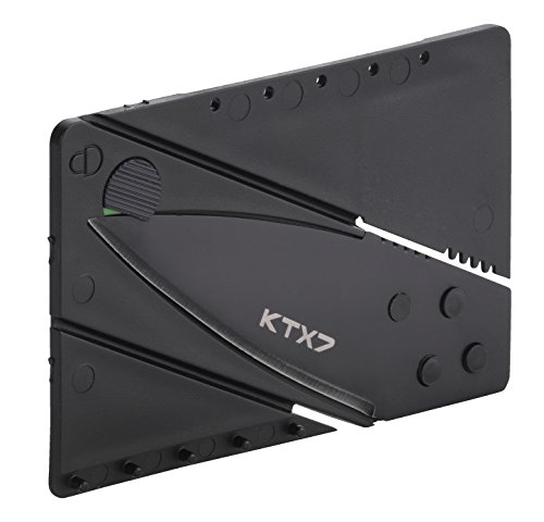 KTX7 Kreditkartenmesser / Faltmesser