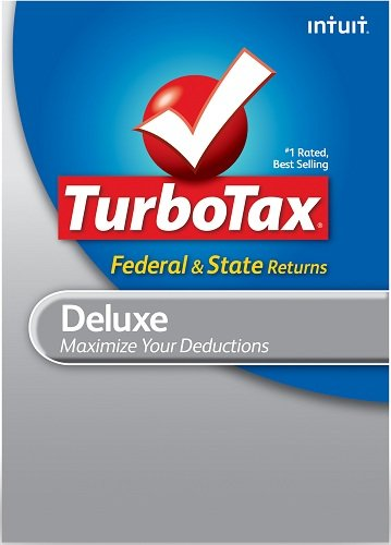 TurboTax Deluxe Federal + E-file + State 2011 for Mac [Download] [Old Version]