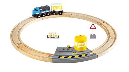Brio - 33047 - Circuit - Train - Circuit Transport de Citernes