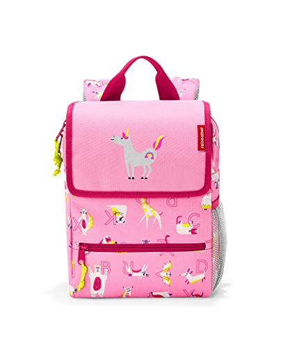 reisenthel backpack kids Kinder-Rucksack 21 x 28 x 12 cm/5 l / abc friends pink