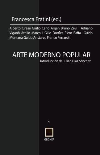 arte moderno popular (Gegner nº 1) (Spanish Edition)