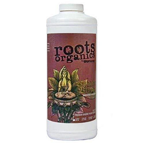Roots Organics ROBBQ Buddha Bloom, 1 Quart fertilizers, Natural