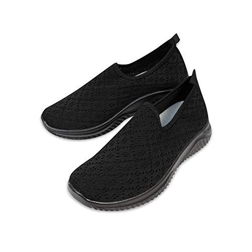 CoboFamily Zapatillas Deportivas Caminar para Mujer Calzado de Deporte Zapatos de Correr...