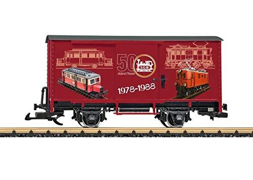 LGB L40502 Waggon - Maqueta de ferrocarril, Multicolor