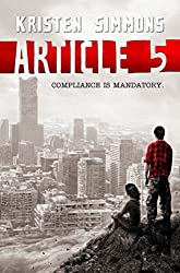 """Synopsis and Summary of the Dystopian Novel """"Article 5''."""