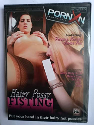 HAIRY PUSSY FISTING / DVD LESBIAN FILM