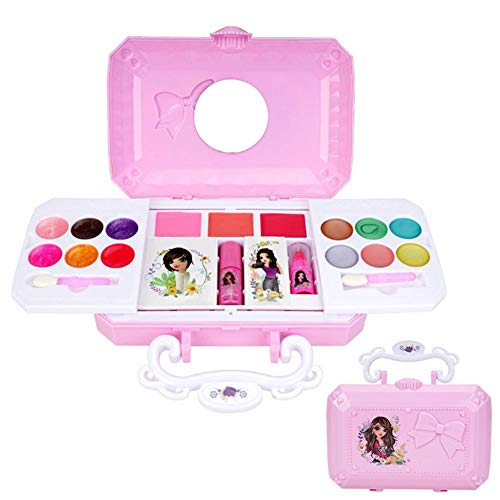 iBoosila Kinder Make-up-Set Mädchen-Modus Kosmetik Make-up Spielzeug Sicherheit Sicherheit...