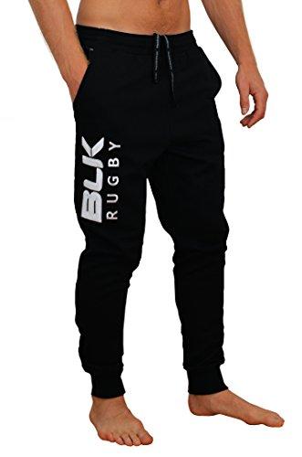 Blk Herren Modern Pants Bekleidung Freizeit, schwarz, 152