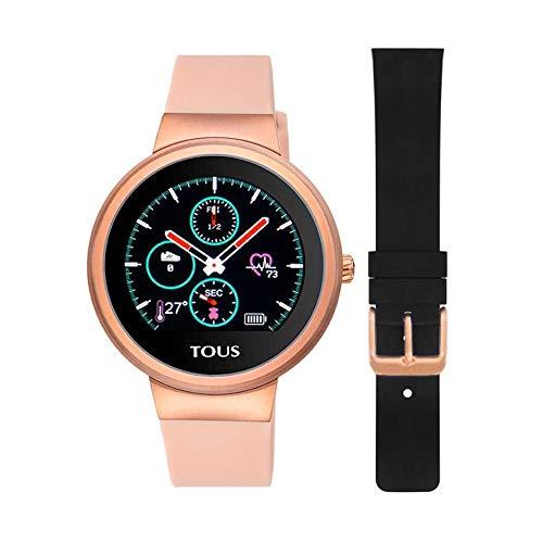 Reloj TOUS 000351690 Silicona Rosa Pulsera Actividad