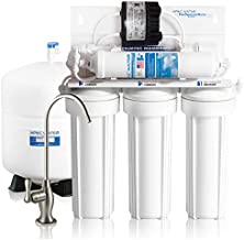 APEC Water Systems ULTIMATE RO-PERM Boosted Performance with Permeate Pump Ultra Safe Reverse Osmosis Drinking Water Filter System, for Low Pressure Homes