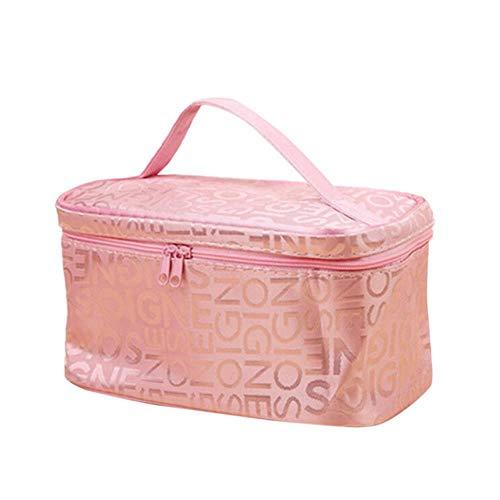 HAILI Maquillage Sac Voyage Organisateur Cosmétique Sac pour Femmes Nécessaires Maquillage Trousse De Toilette Trousse De Toilette neceser, A, Chine