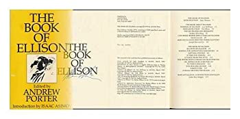 The Book of Ellison 0916186083 Book Cover