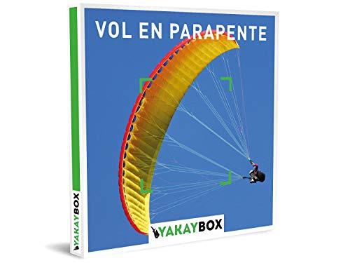 YAKAYBOX - Coffret Cadeau Vol en Parapente - Box Idée Insoli
