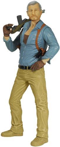 L'AGENCE TOUT RISQUES - Figurine Hannibal 30 cm