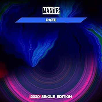 Daze (Dj Mauro Vay & Luke GF 2020 Short Radio)