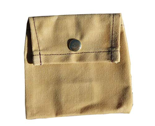 Campcraft Outdoors Ax Puck Pouch, Survival Tin Pouch, Compass Pouch