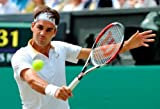 POSTERS Roger Federer Rückhand Tennis 61cmx91cm