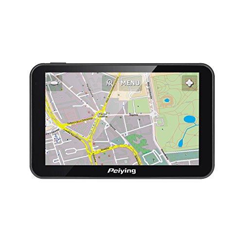 Peiying Basic py-gps5014Navigation GPS + Tarjeta